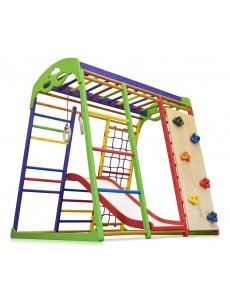 Options: Climbing wall